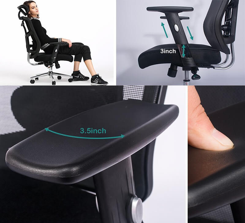 Adjustability of the desk chair for your office is crucial thing