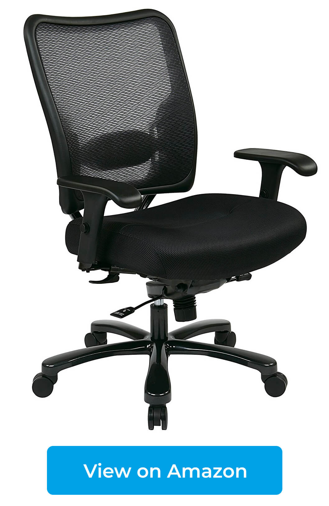 Space Seating Office Chair is great high-quality Herman Miller Aeron alternative