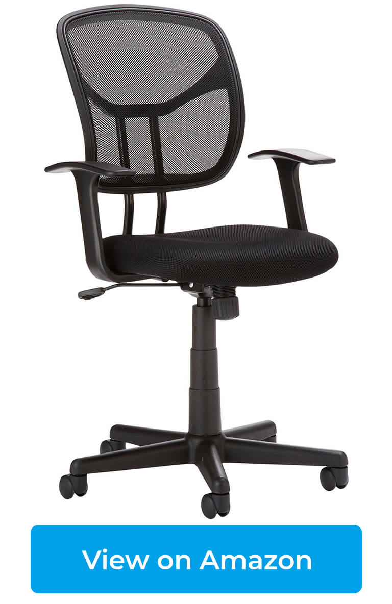 amazon midback ergonomic chair