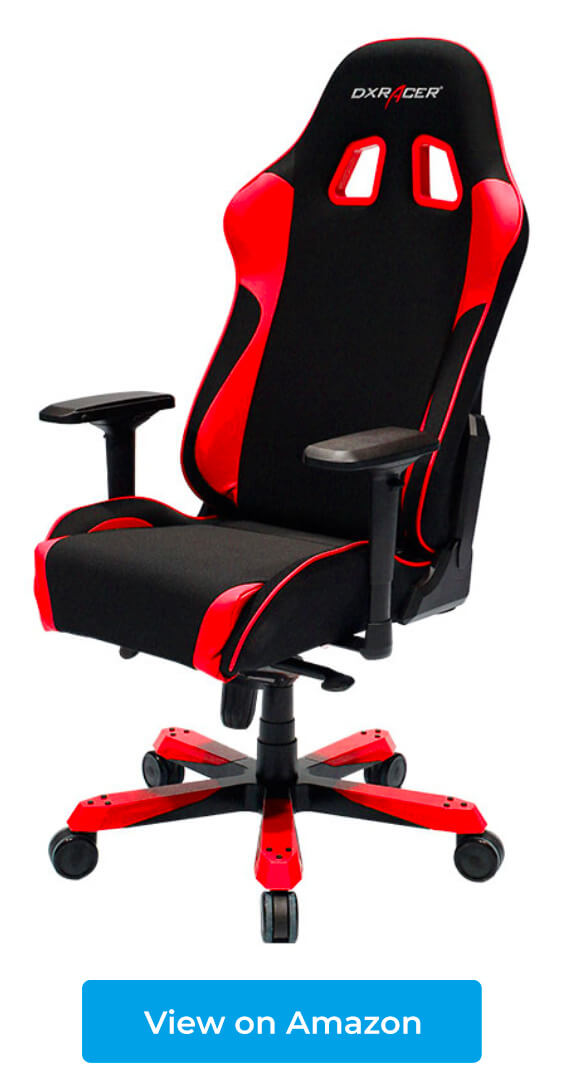 DXRacer King is great chair for average height & chubby people