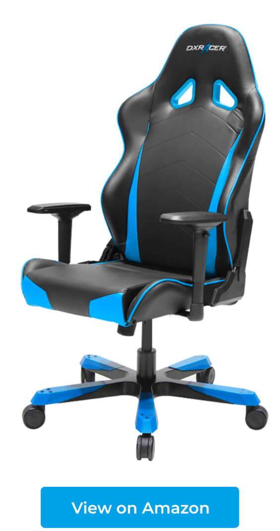 DXRacer Tank is the biggest of DXRacer chairs