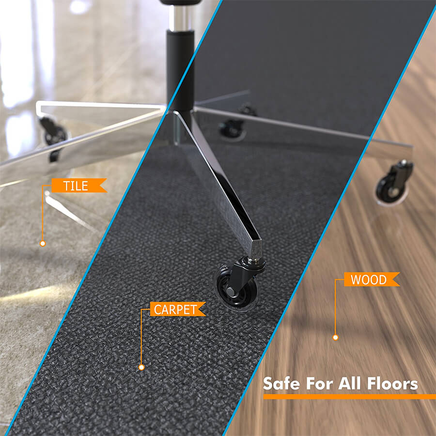 best rollerblade wheels for carpet for every office chair