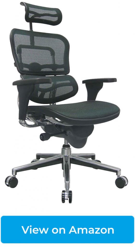 ergohuman is great office chair for fibromyalgia