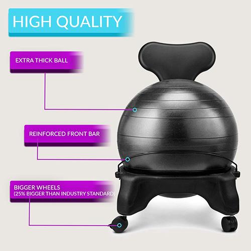 luxfit ball chair pregnancy