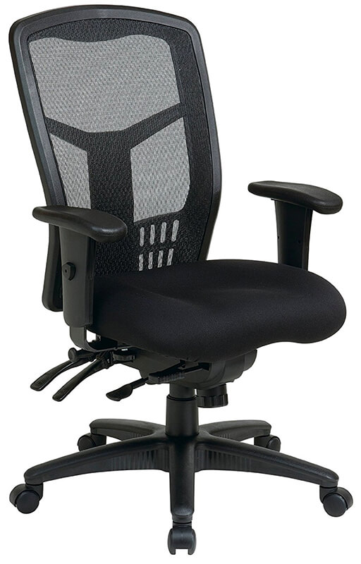 Office Start is very good office chair for people after sugery