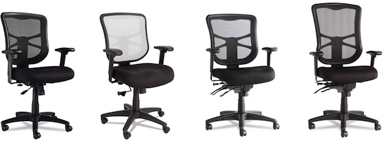 Alera Elusion Series Chairs