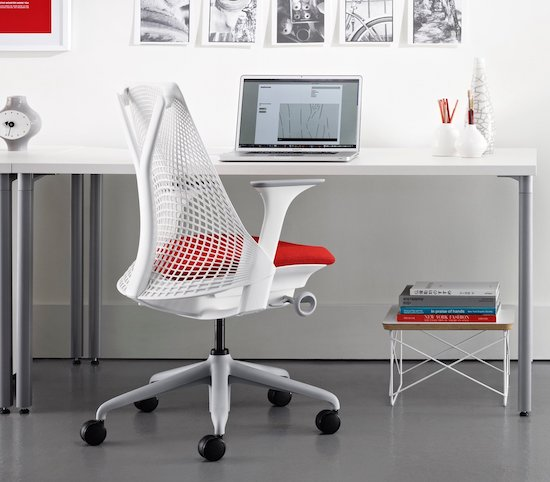 Herman Miller Sayl - chair for petite person