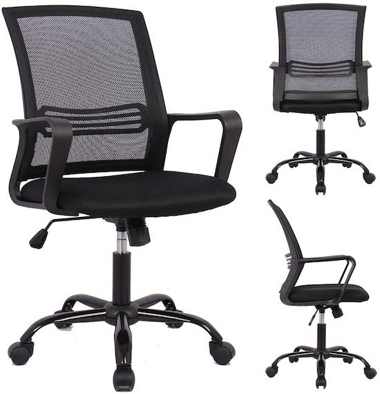 Choosing The Best Office Chair For Petite Person