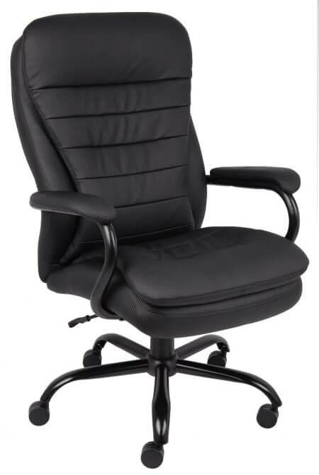 Boss B991 CP Heavy Duty Double Plush Caressoftplus Chair